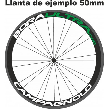 Pegatinas bicicleta CAMPAGNOLO BORAULTRA TWO
