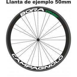 Pegatinas para bicicleta CAMPAGNOLO BORA ONE