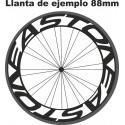 Pegatinas para llantas de bicicleta EASTON
