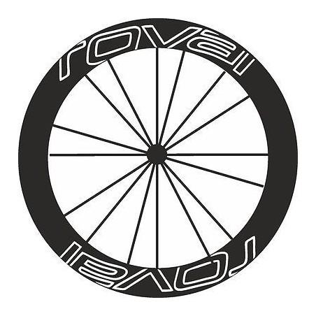 Pegatinas llantas bici ROVAL