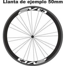 Pegatinas llantas bici BH EVO ruedas vinilos adhesivos stickers calca 2 bh