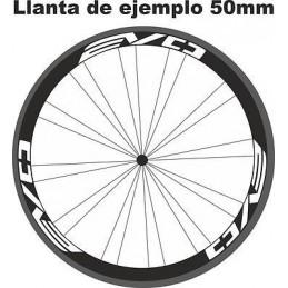 Pegatinas llantas bici BH EVO ruedas vinilos adhesivos stickers calca decoracion