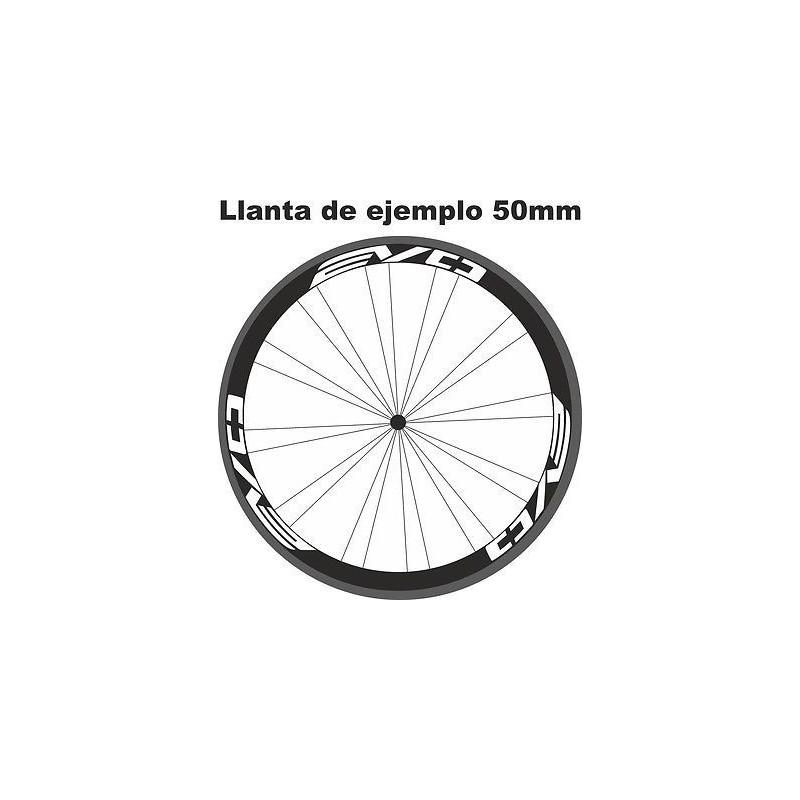 Pegatinas llantas bici carbono BH EVO ruedas vinilos