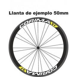 Pegatinas llantas bicicleta corima ruedas vinilos adhesivos stickers calcas decoracion