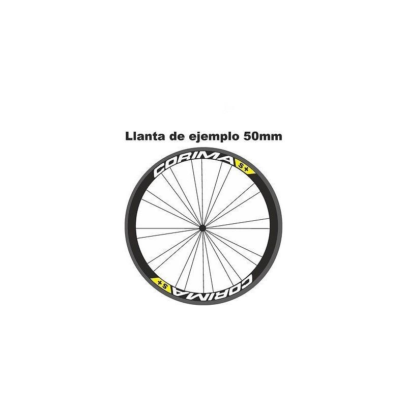 Pegatinas CORIMA para llantas de bicicleta carretera