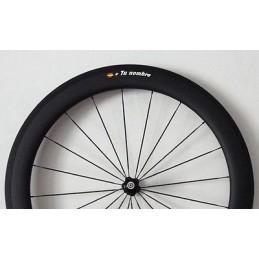 pegatinas rueda bicicleta bandera España