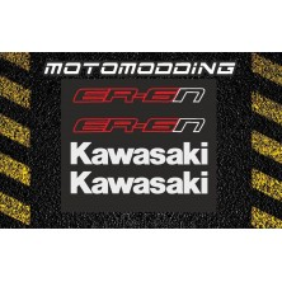 Pegatinas Kawasaki er-6n er6n 2015