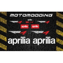 Kit pegatinas Aprilia rs4