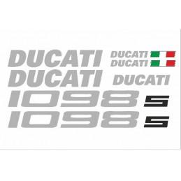 Pegatinas Moto Ducati 1098 S