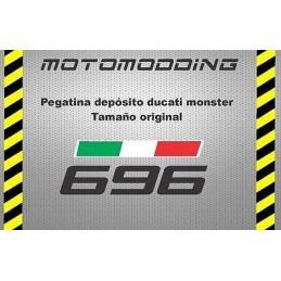 Pegatina depósito Ducati monster 696