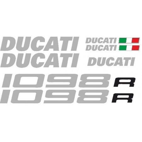 Pegatinas Ducati 1098 R