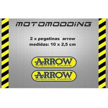 Pegatinas Arrow