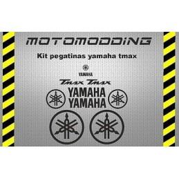 Pegatinas Yamaha tmax 2007