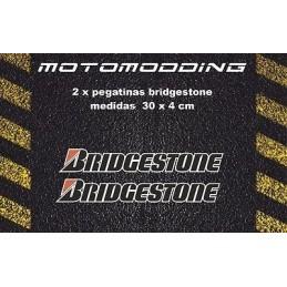 Pegatinas Bridgestone
