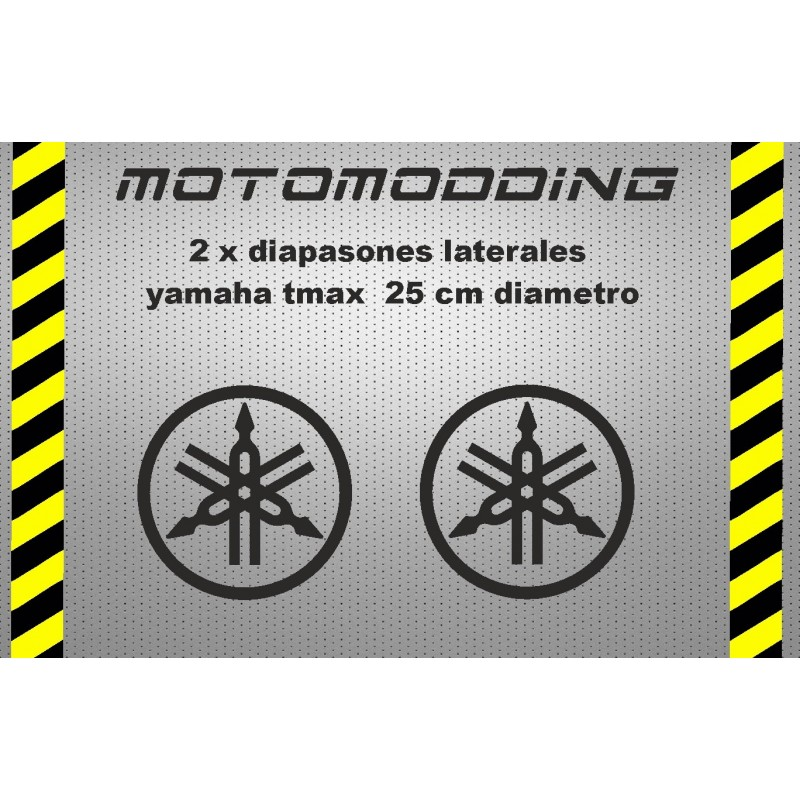 Pegatinas para motos yamaha