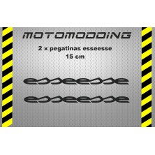 Pegatinas sticker fiat essesse