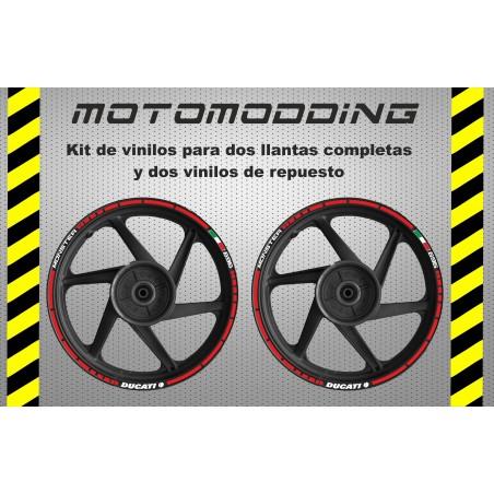 Pegatinas Ducati Monster 696
