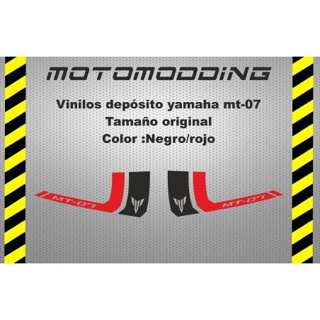 Pegatinas depósito Yamaha MT 07