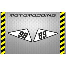 Dorsales Honda rs 125 gp