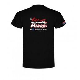 Camisetas club cbr Madrid