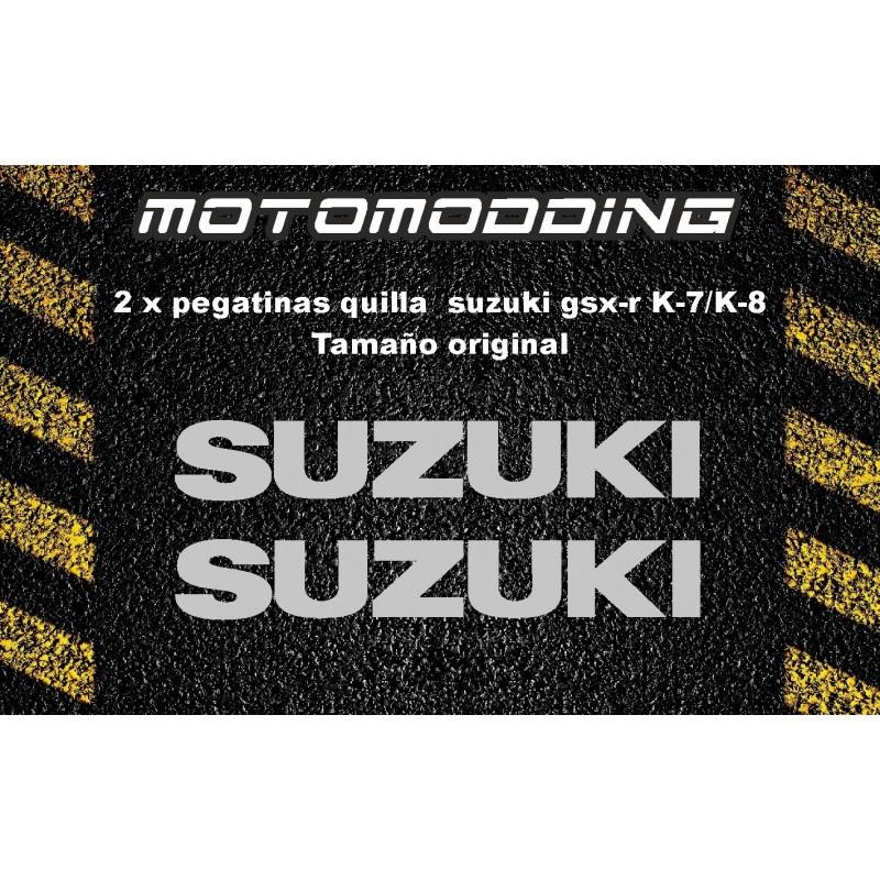 Pegatinas Suzuki Gsx-r k7/k8 Quilla