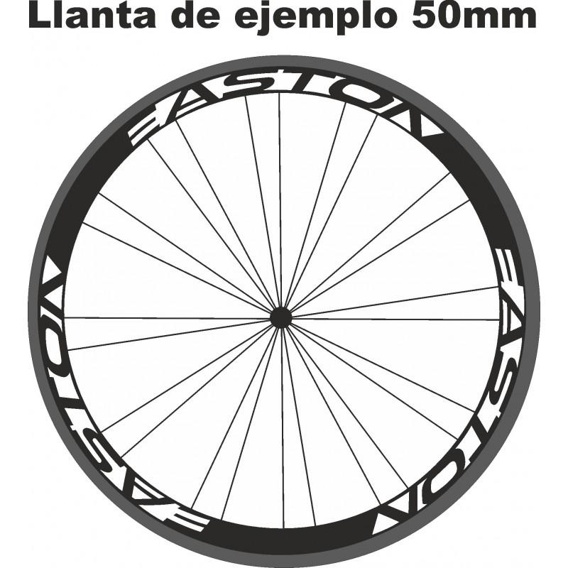 Pegatinas Bicicleta carretera EASTON